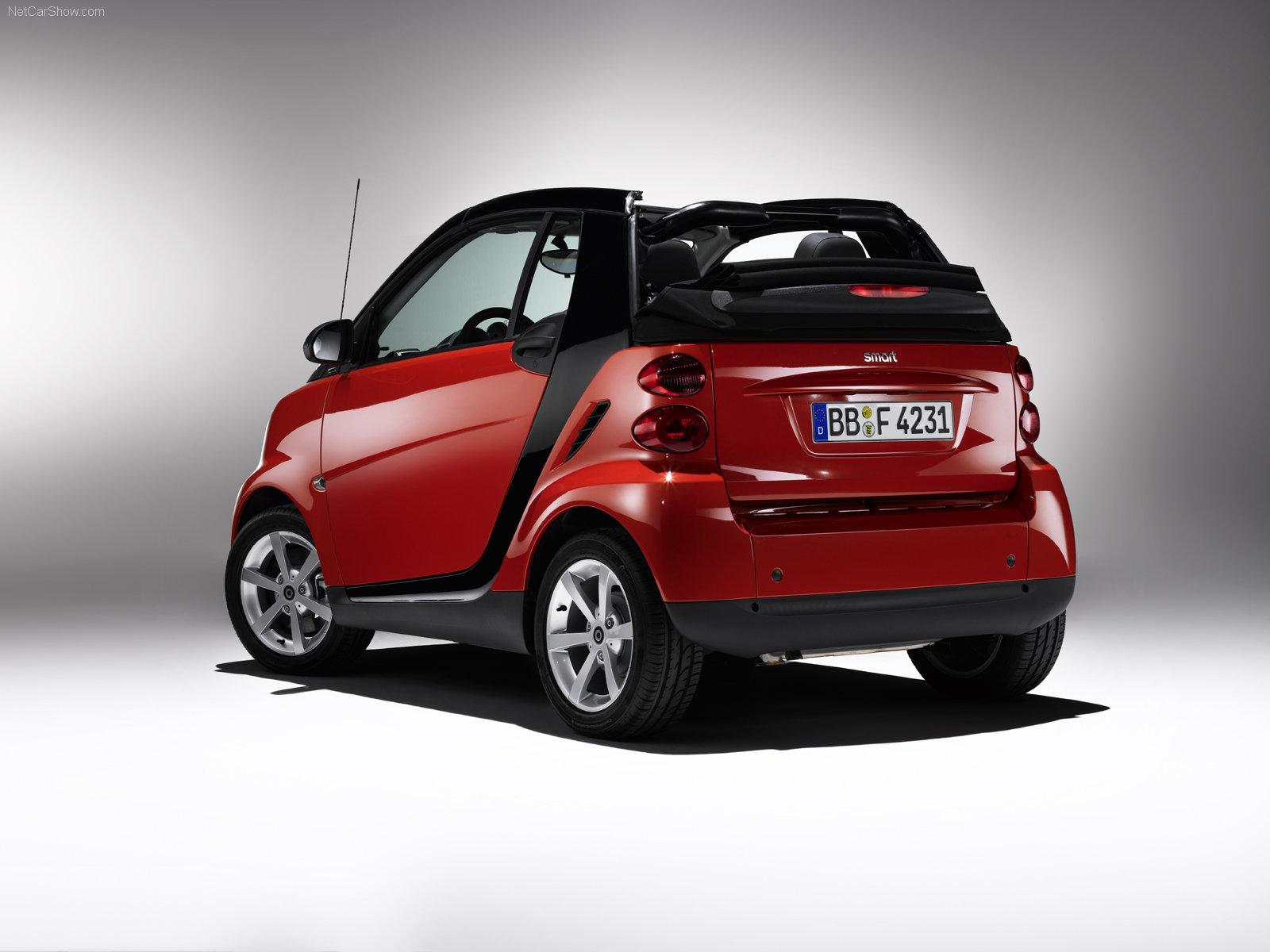 Hình ảnh xe ô tô Smart fortwo cabrio 2007 & nội ngoại thất