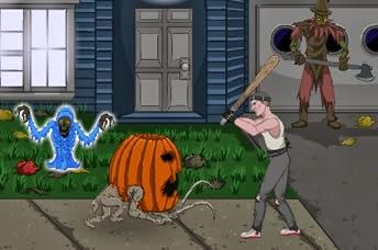 Freak o' Lantern FLASH GAME