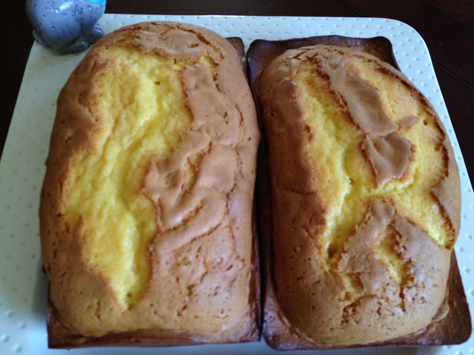 Easter Dessert Lemon Pound Cake Served 2 Ways Close To Home