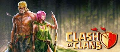 4 Langkah Mudah Bermain CoC Clash of Clans di Laptop atau PC