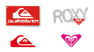 Quiksilver Roxy Logo submarca de Quiksilver