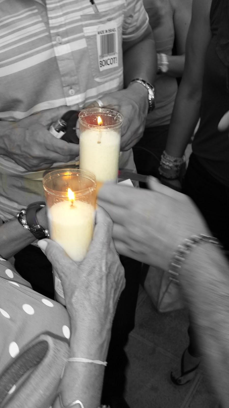 Alcalá de Guadaíra en solidaridad con Palestina