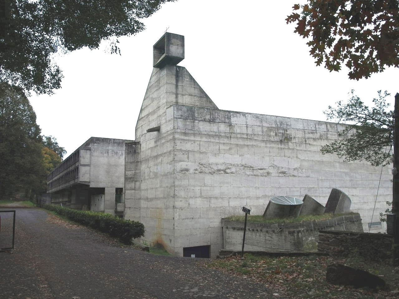 ラ・トゥーレット修道院の画像 p1_24