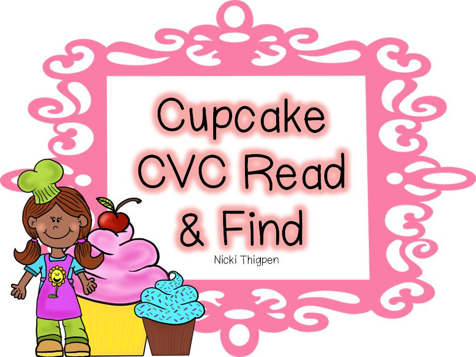 http://www.teacherspayteachers.com/Product/Cupcake-CVC-Read-Find-683429