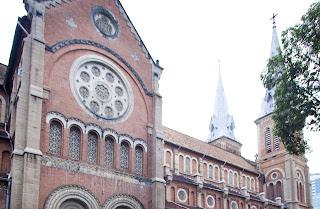 Catedral de Notre Dame de Saigon