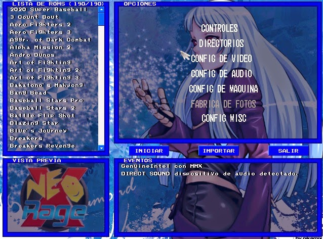 neoragex 5.4 windows 7