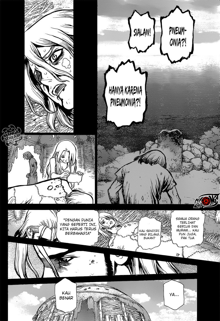 Dr. Stone Chapter 45-5