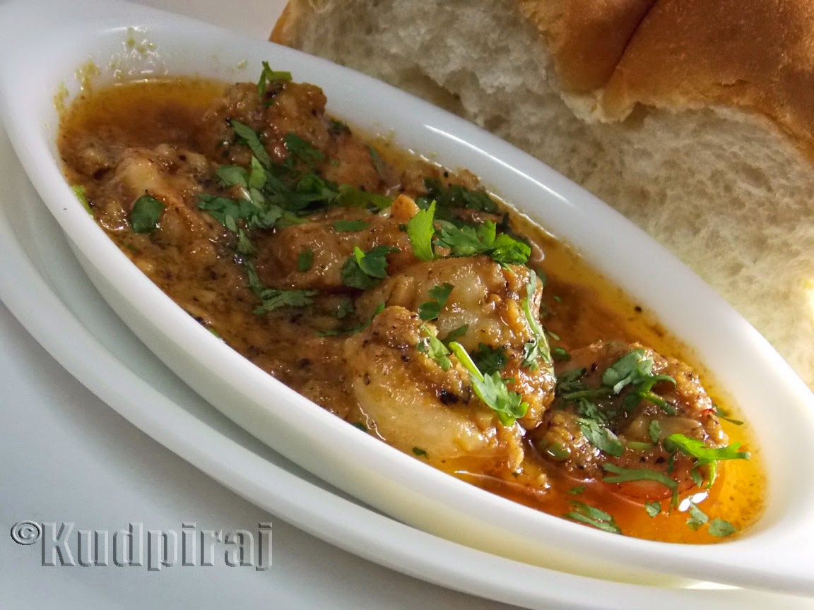 Kudpirajs garam tawa butter garlic prawns continental butter garlic prawns a continental dish popularised by the italians perhaps in the usa i have eaten the slightly eastern version without added mustard but forumfinder Choice Image