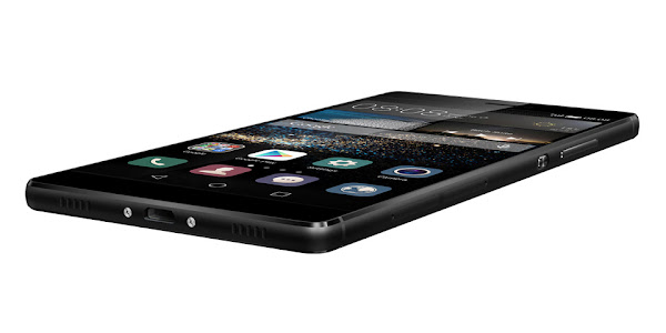 Huawei P8 runs Android 5.0 Lollipop with EMUI 3.1