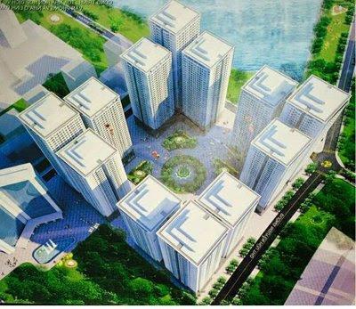 giá chênh căn hộ, mua bán căn hộ, nhà chung cư, VP6 Linh Đàm