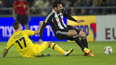 Maccabi Tel Aviv 2 - 3 Besiktas (2)