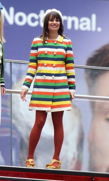 lea michele glee 2011. Glee#39;s Lea Michele,