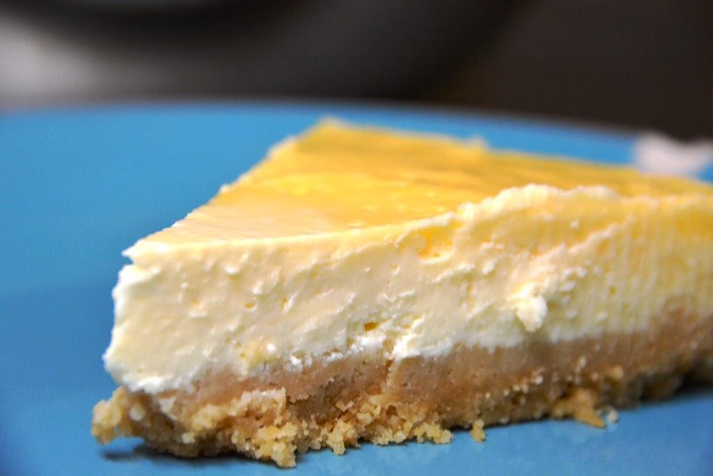 עוגת גבינה לאבנה קטיפתית