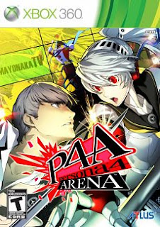 Download - Persona 4 Arena - Xbox 360 (PAL)