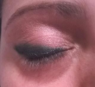 segundo paso maquillaje de ojos