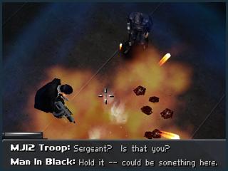 Oh, sarge, you joker.