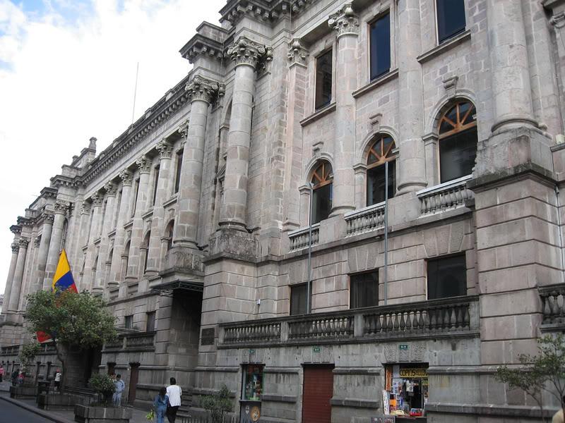 Los ladrillos de Quito: Arquitectura Historicista en Quito