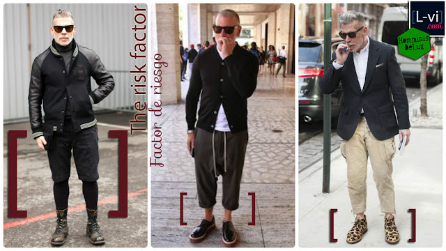 Nick Wooster staples by LuceBuona  L-vi.com