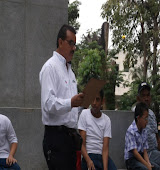 Discurso en honor al presidente Chávez y sus aportes a la educación especial.