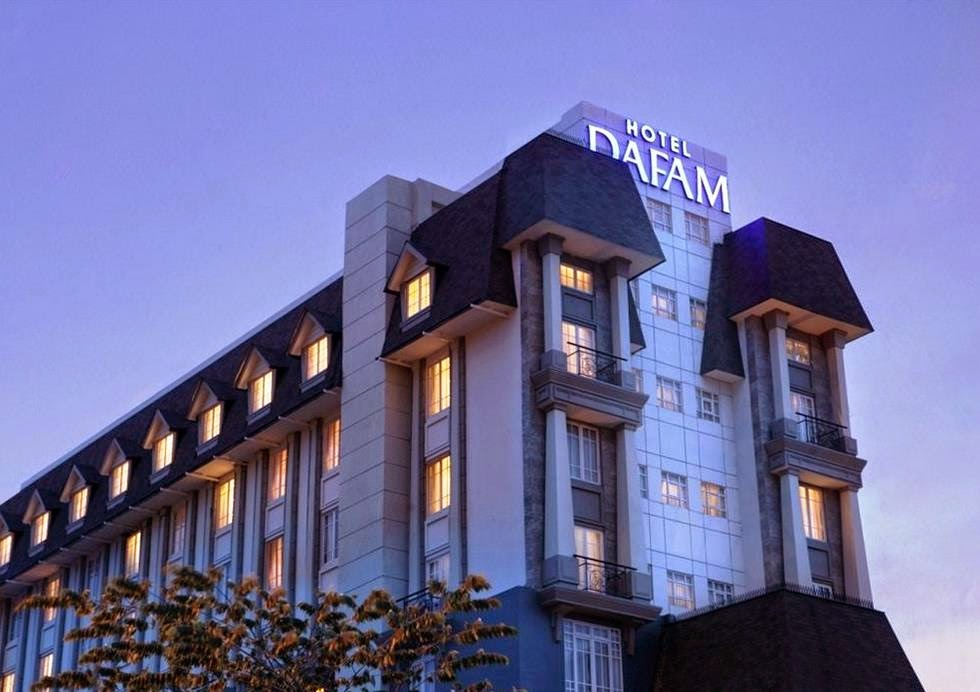 Info Lengkap Hotel DAFAM Semarang