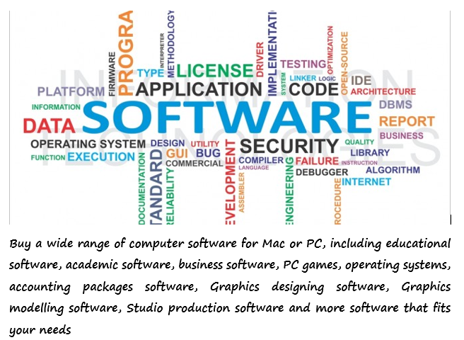 Computer Software Available.