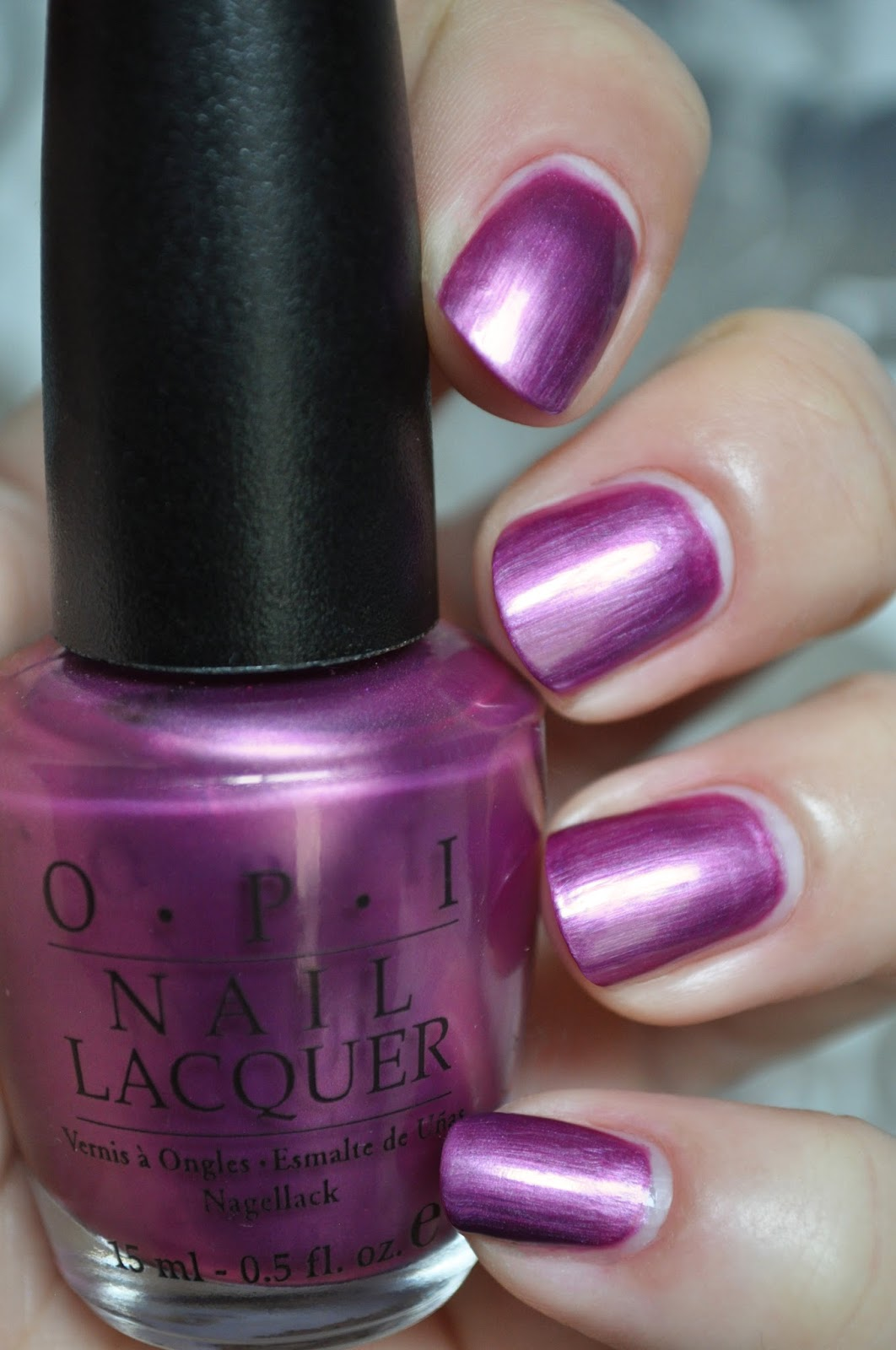 Discontinued Opi Nail Polish For