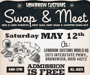 Lowbrow Customs Swap & Meet