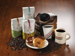 New Krispy Kreme Signature Coffee Blends, National Coffee Day 9/29