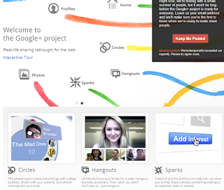 Cara menonaktifkan Notifikasi Email Google+ Plus