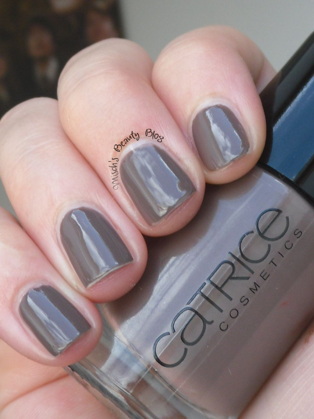 Misch 39 s beauty blog notd august 31st catrice lost in mud for What does taupe mean