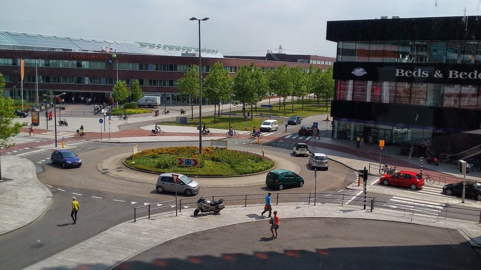 Almere City Landscape 1
