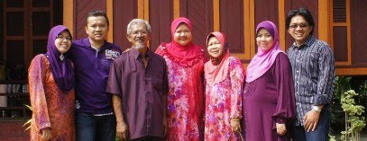 MY BELOVED HAPPY FAMILY
