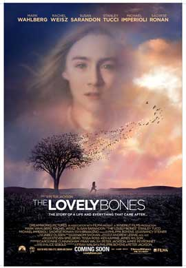 bethany s blog movie poster analysis the lovely bones movie poster analysis the lovely bones