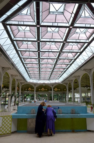 Halle des sources - Vichy