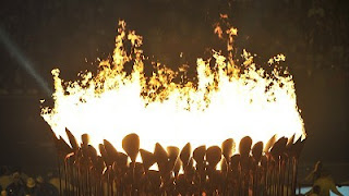 Next London Olympics 2012 : London 2012 Olympic Cauldron Moved