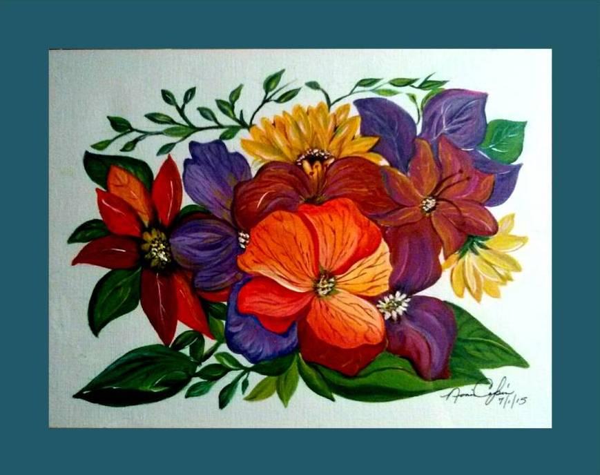 """""""Primeras Flores de Julio"""" ®"""