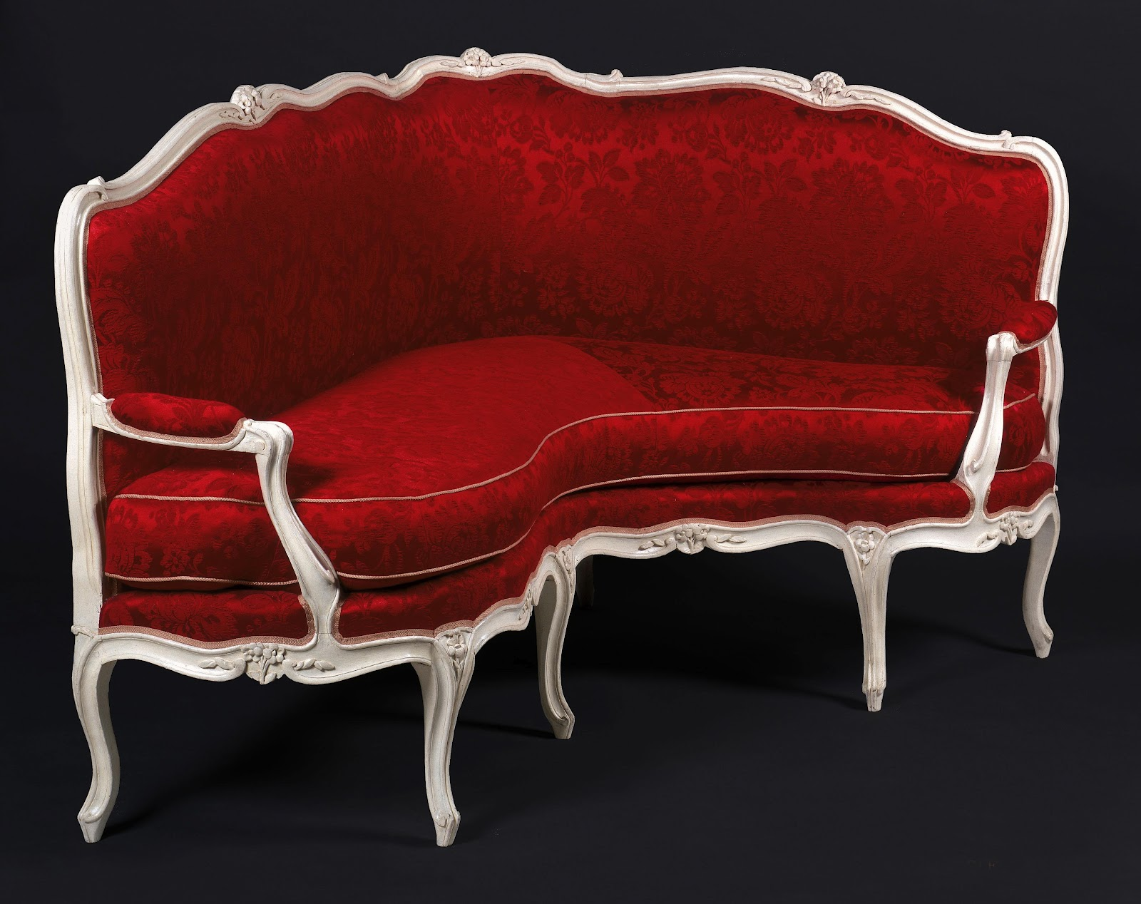 Muebles y decoraci n de interiores muebles estilo luis xv for Muebles luis 15