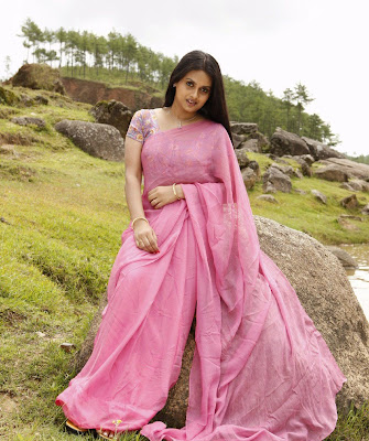 Actress Kalyani Saree Photos