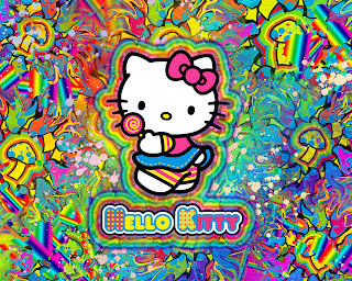 Hello Kitty desktop wallpaper background 1280x1024
