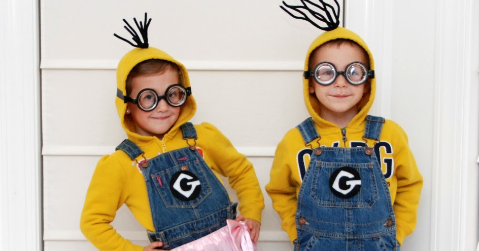 sc 1 st  One Creative Housewife & One Creative Housewife: Despicable Me Minion Costumes Tutorial