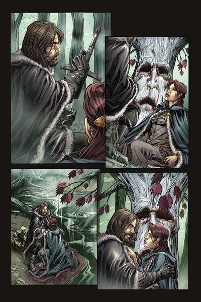 Game Of Thrones Issue 1