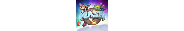 Phaser.js Hispano
