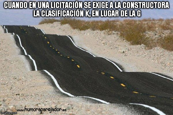 licitaciones de carreteras