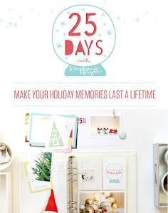 25 Days Class w/ Stephanie Bryan