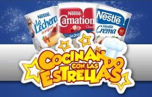 concurso recetas nestle mexico 2013 cocinando con las estrellas gana premios recargas hornos mabe