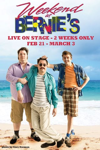 once upon a product two weekends at bernies