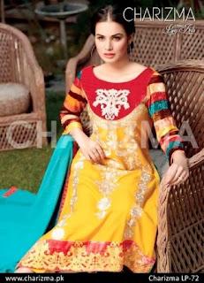 Charizma Winter Fall Dresses Vol-2