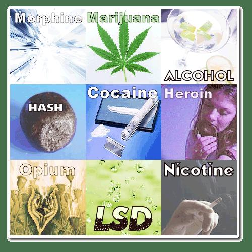 Jenis Narkoba Dan Gambar
