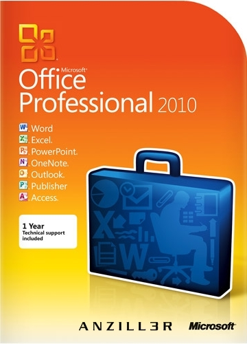 MS Office 2010 Full Español