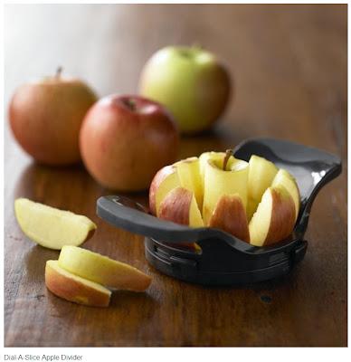 Apple slice divider. Cortador de maças.